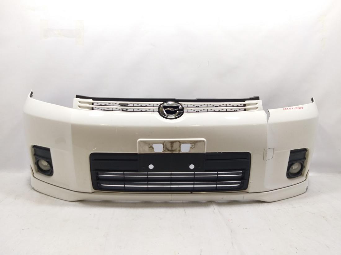 Бампер Toyota Corolla Rumion ZRE152 2ZRFE 2008 передний