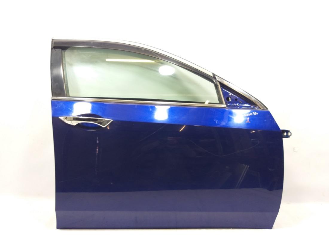 Дверь Honda Accord CW2 K24A 2008 передняя правая