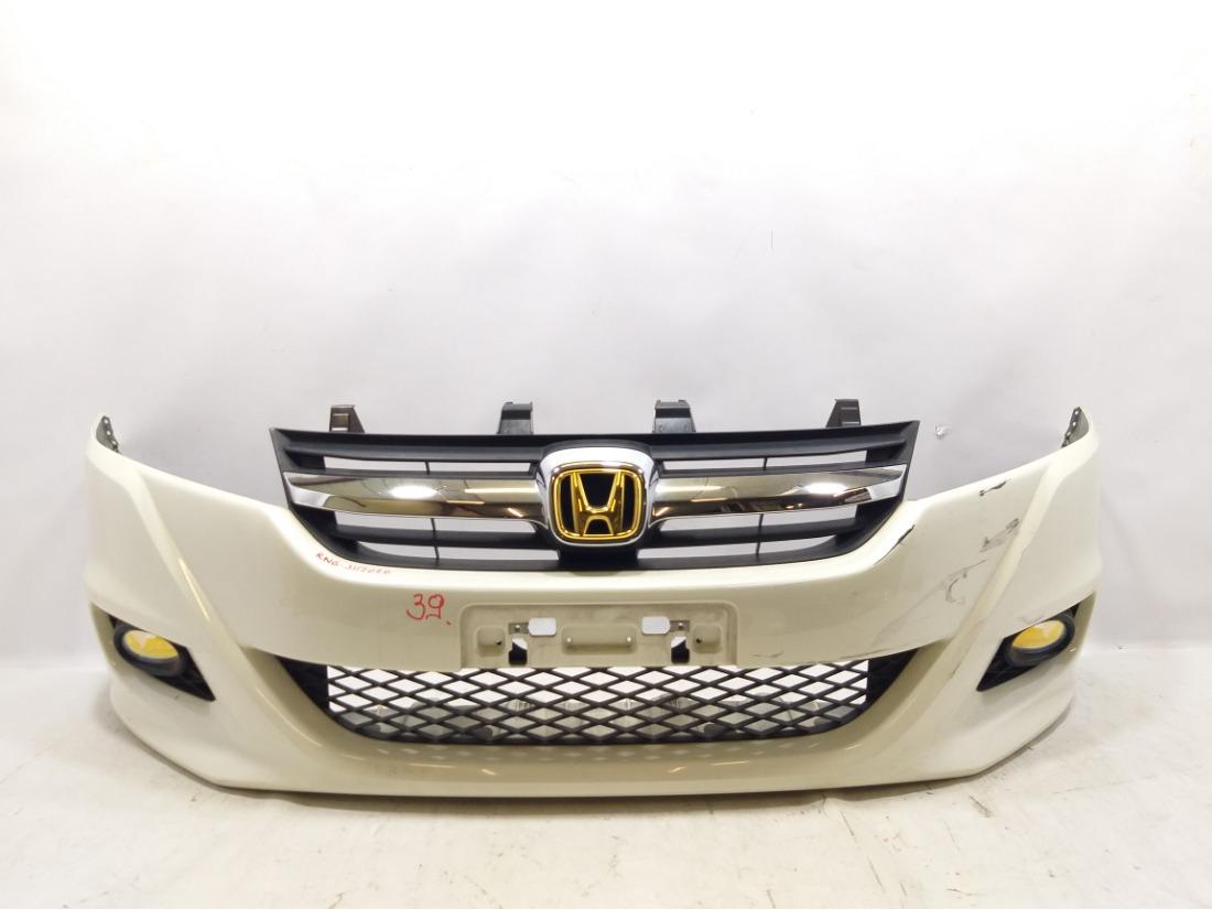 Бампер Honda Stream RN8 R18A 2009 передний