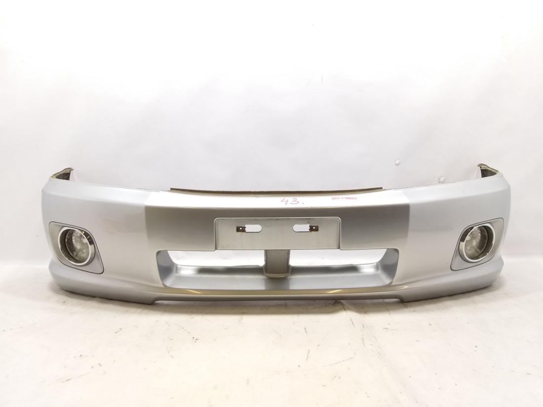 Бампер Subaru Forester SG5 EJ205 2003 передний