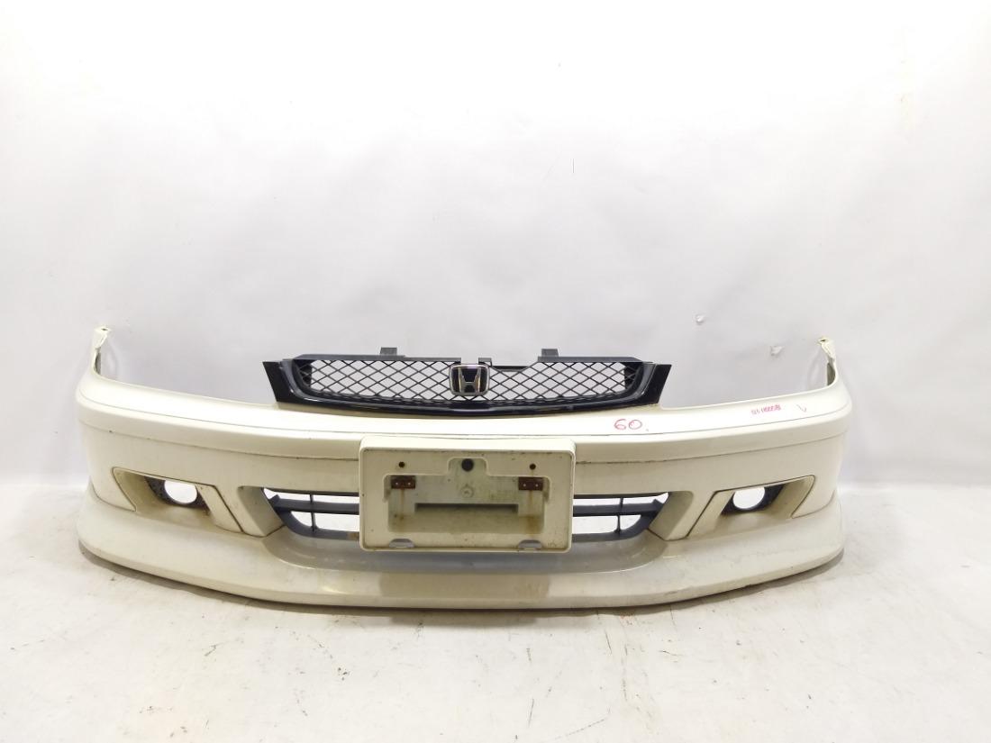 Бампер Honda Torneo CL1 H22A 2001 передний