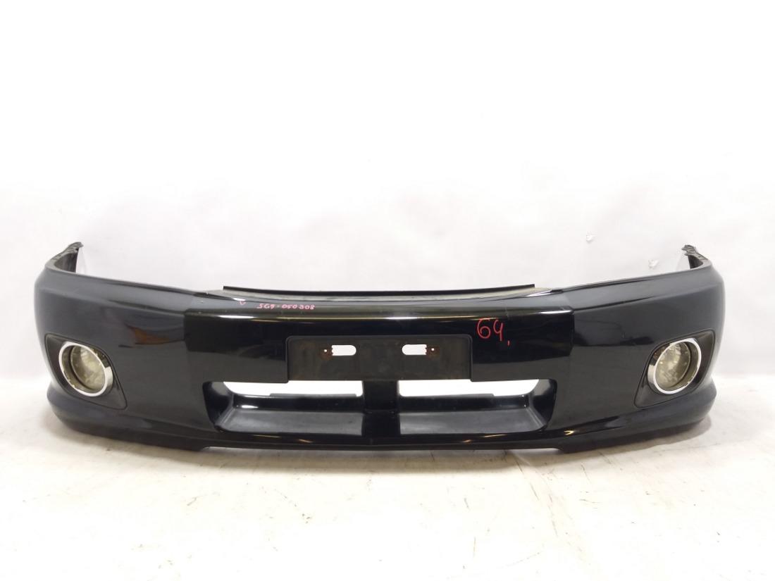 Бампер Subaru Forester SG9 EJ205 2003 передний