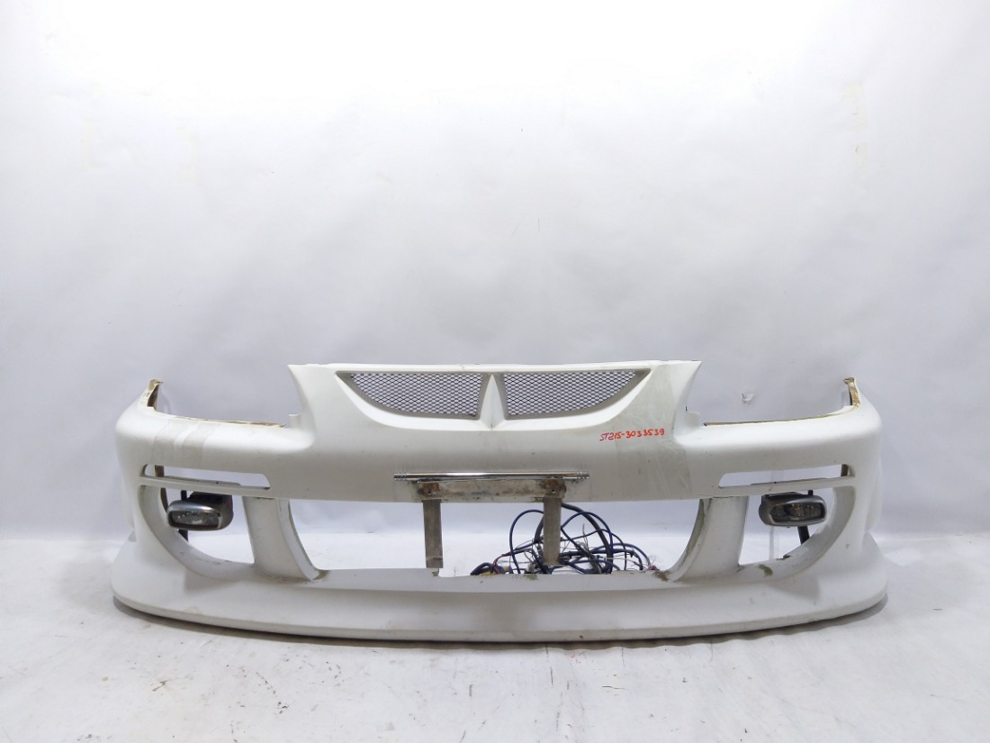 Бампер Toyota Caldina ST215 3SGTE 1998 передний