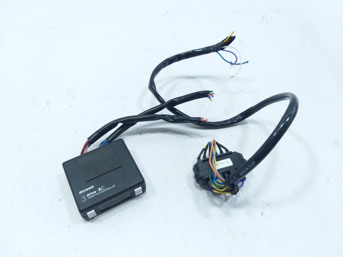 Контроллер дроссельной заслонки pivot 3 drive