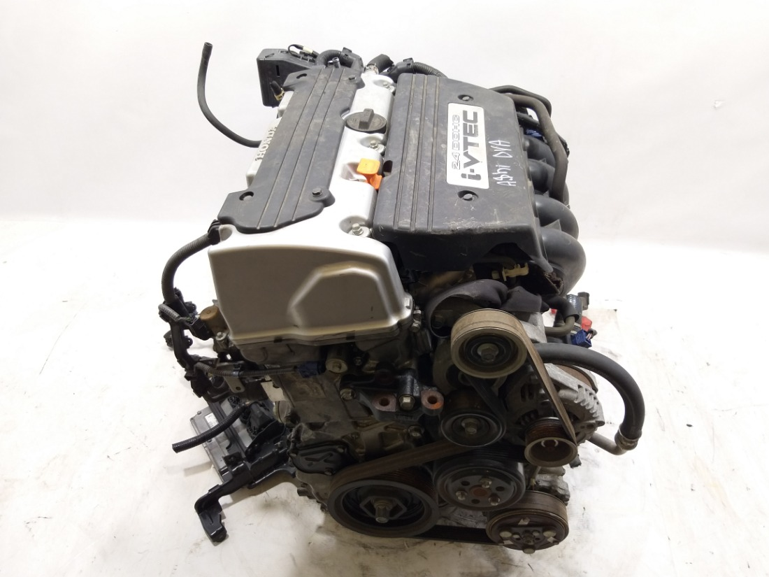 Двигатель Honda Accord CU2 K24A 2009