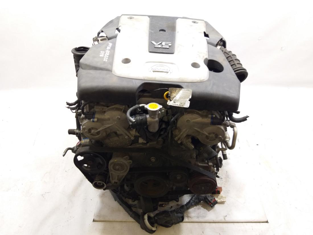 Двигатель Nissan Skyline PV36 VQ35HR 2007