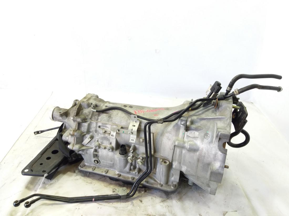 Акпп Nissan Fuga HY51 VQ37 2010