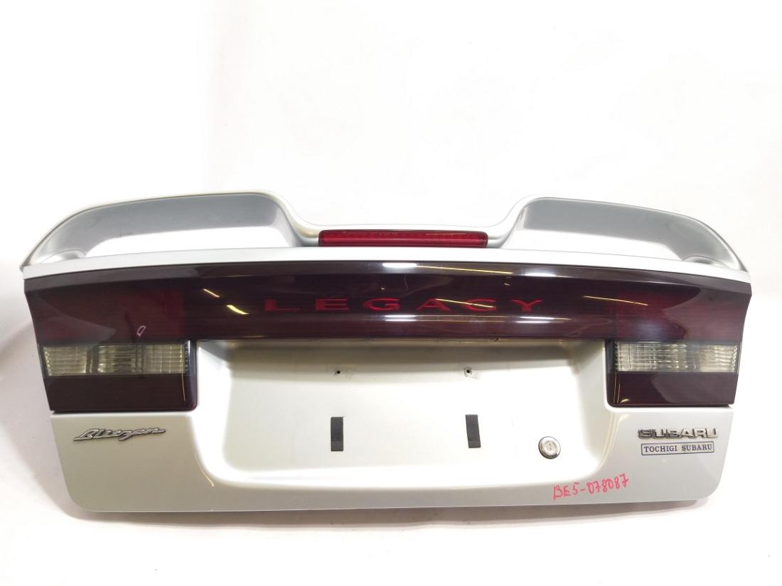 Крышка багажника Subaru Legacy BE5 LEGACY 2001
