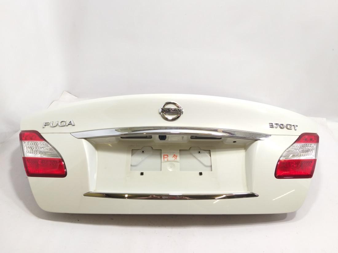 Крышка багажника Nissan Fuga Y51 VQ37 2009