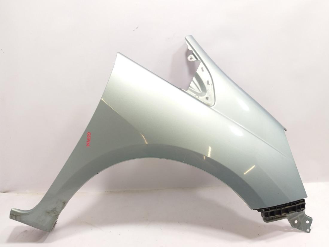 Крыло Honda Fit Shuttle GG7 L15A 2011 переднее правое