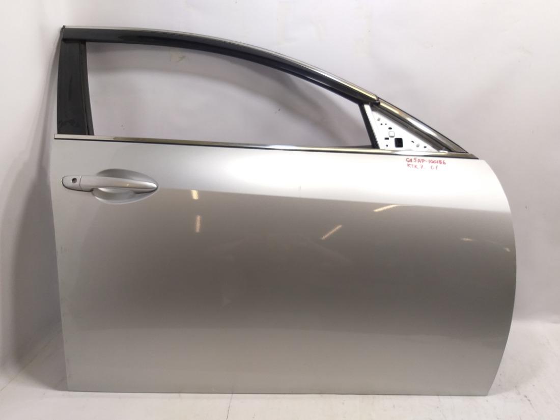 Дверь Mazda Atenza GH5AS L5VE 2009 передняя правая