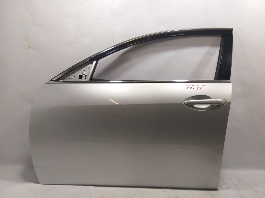 Дверь Mazda Atenza GH5AS L5VE 2009 передняя левая