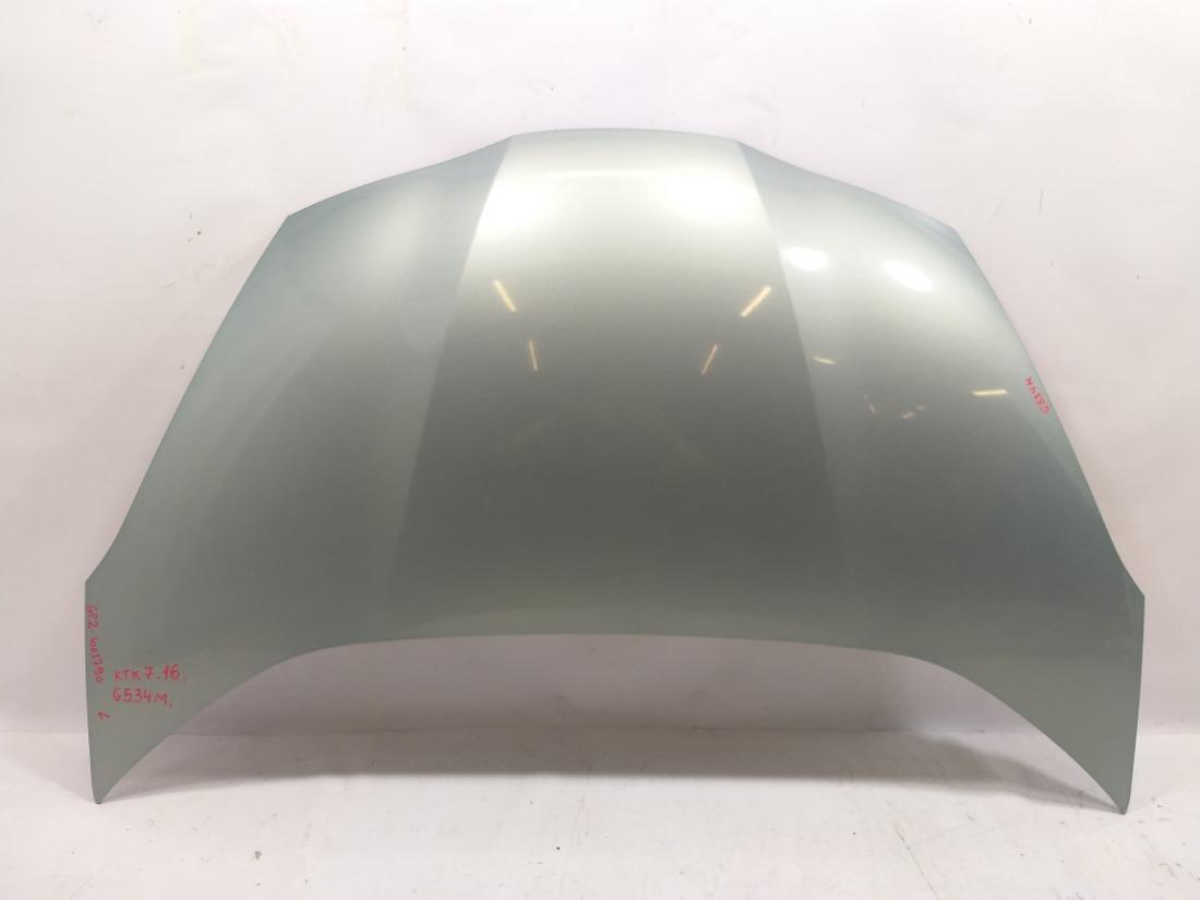 Капот Honda Fit Shuttle GP2 L15A 2011