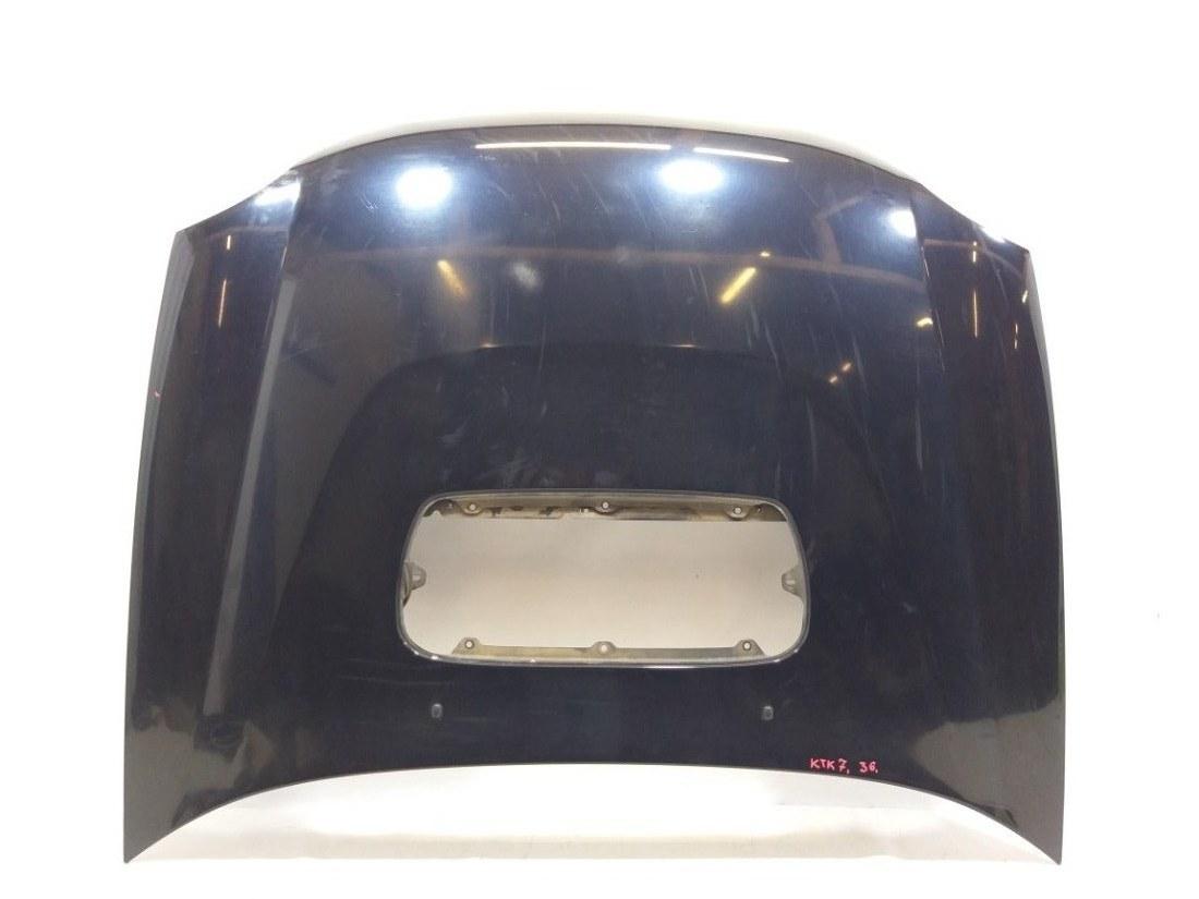 Капот Subaru Impreza GDB EJ207 2001