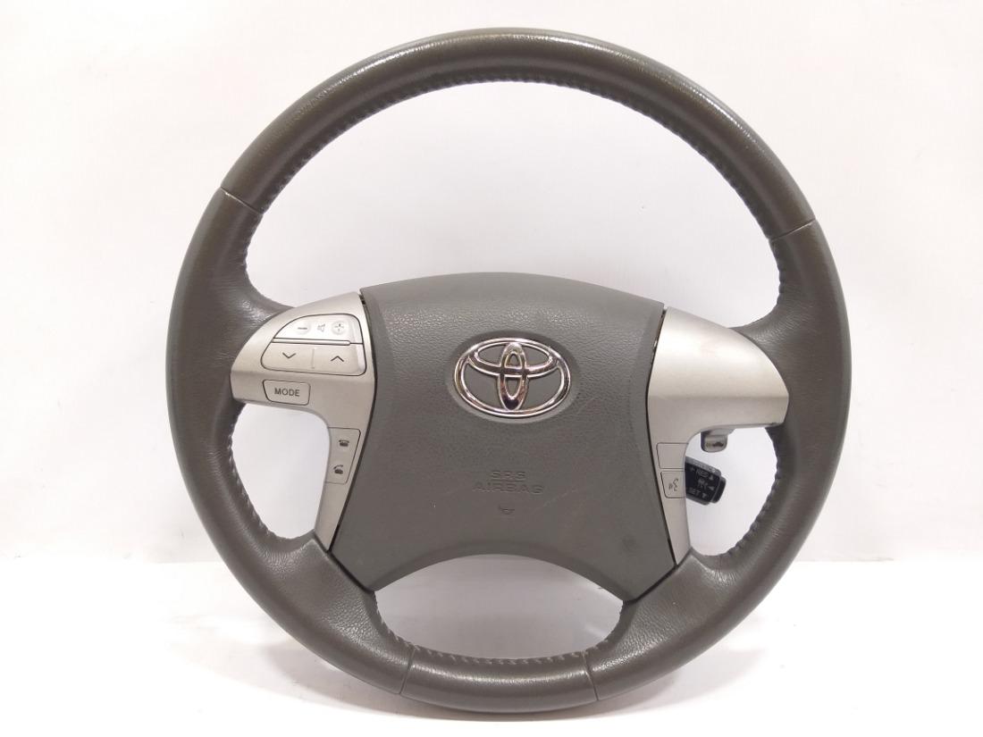 Руль Toyota Corolla Fielder ZRE142 2ZRFE 2007