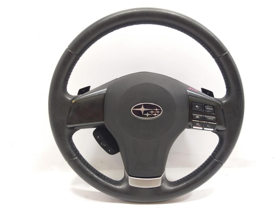 Руль Subaru Legacy BRM FA20 2012