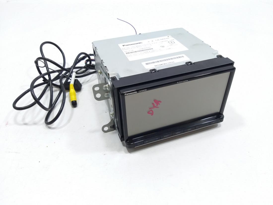 Магнитофон panasonic cn-ra03d