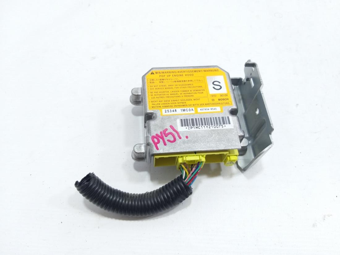 Блок управления airbag Nissan Fuga Y51 VQ37VHR 2009