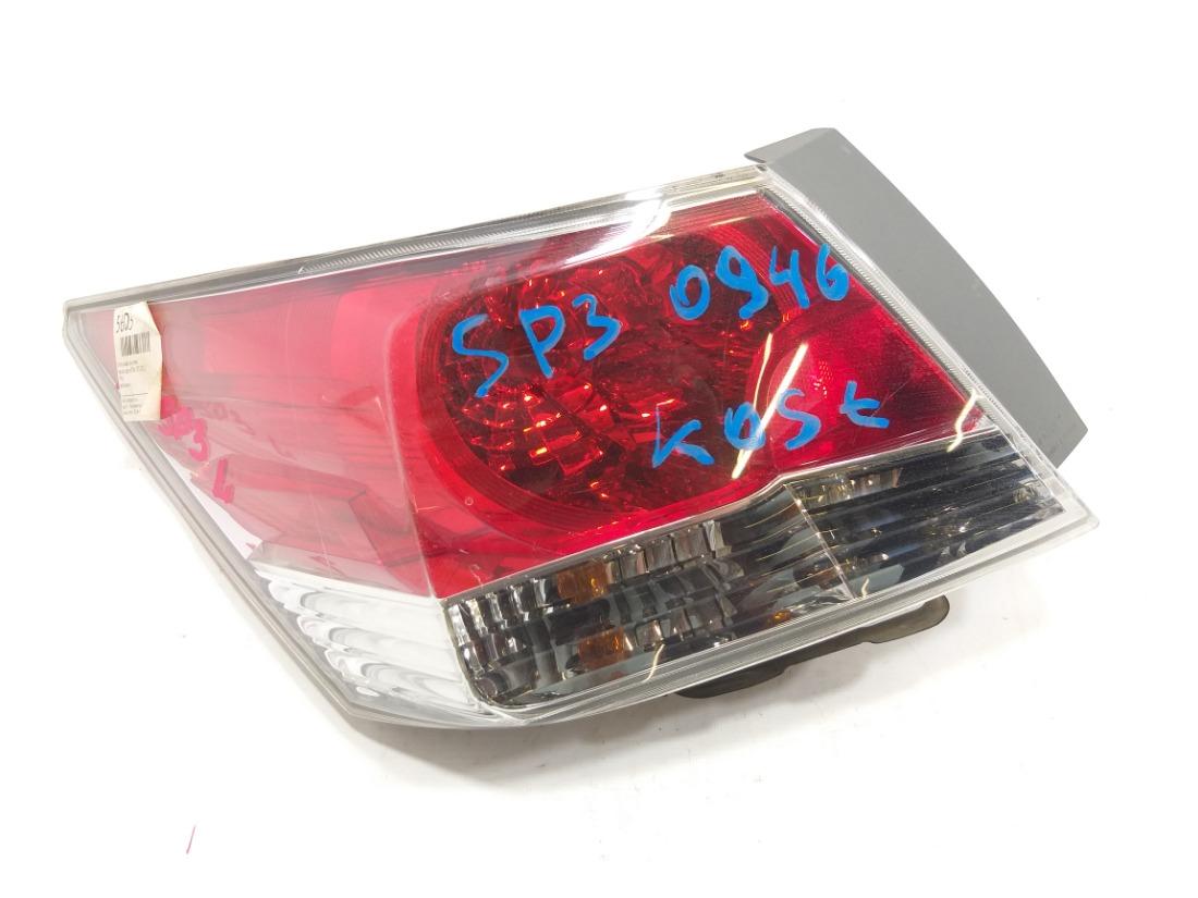 Стоп-сигнал Honda Inspire CP3 J35A 2012 левый