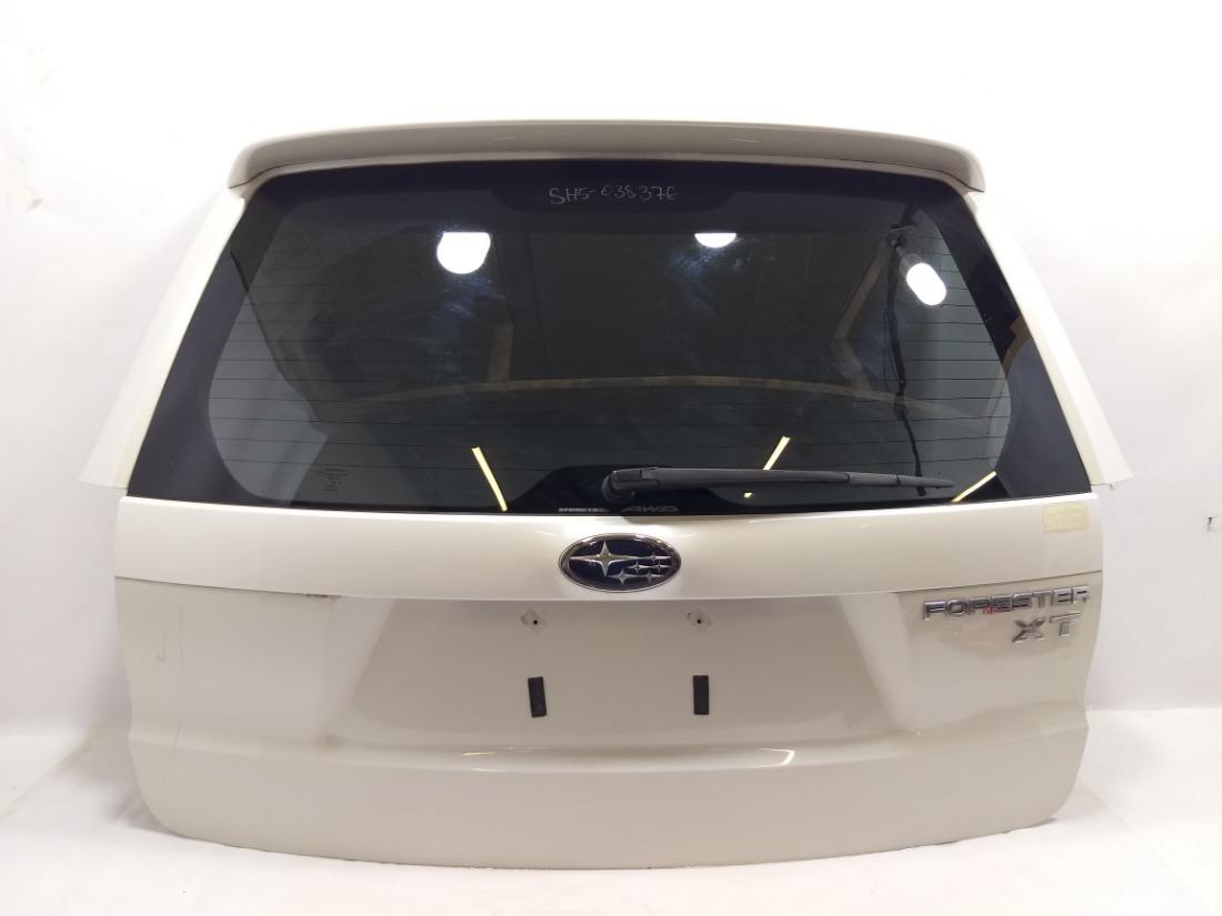 5-я дверь Subaru Forester SH5 EJ205 2009