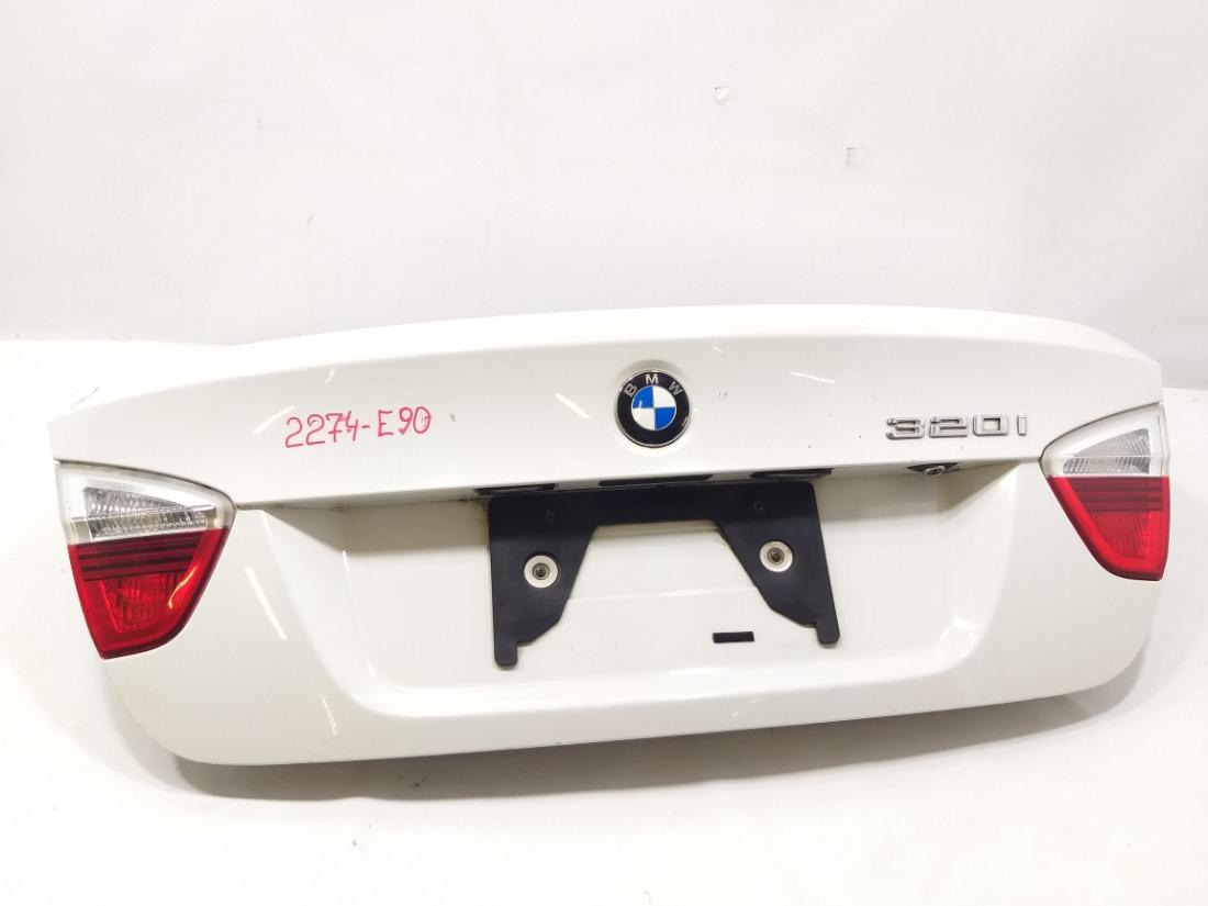 Крышка багажника Bmw 3-Series E90 N46 2007