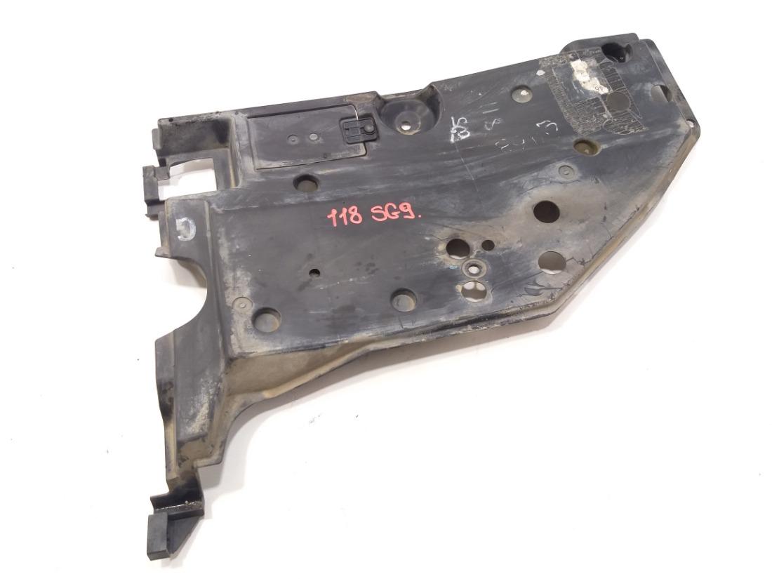 Защита кпп Subaru Forester SG9 EJ255 2005