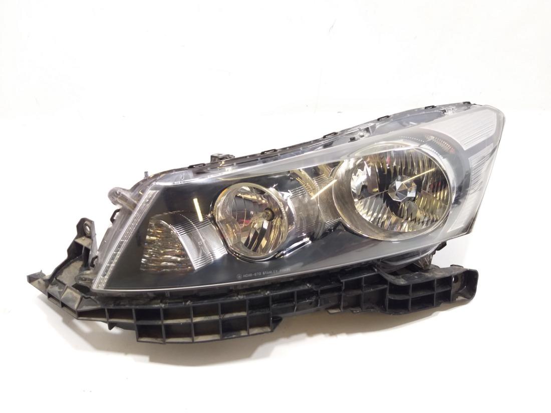 Фара Honda Inspire CP3 J35A 2012 левая