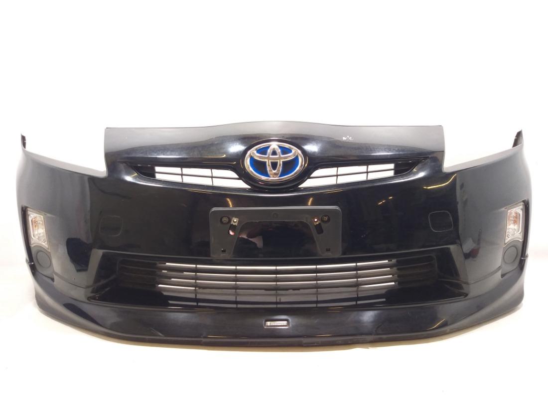 Бампер Toyota Prius ZVW30 2ZRFXE 2009 передний