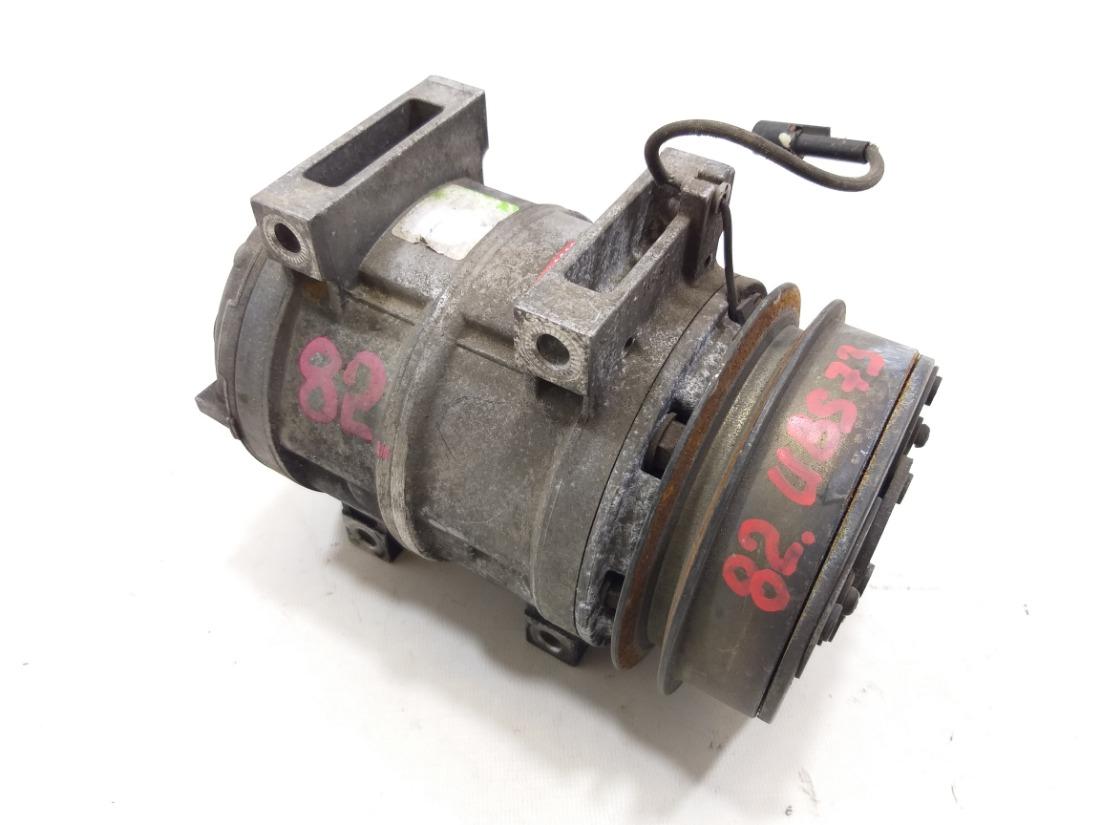 Компрессор кондиционера Isuzu Bighorn UBS73GW 4JX1 2001