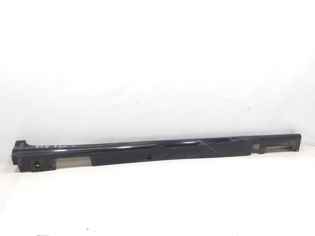Порог Honda Odyssey RB3 K24A 2009 правый