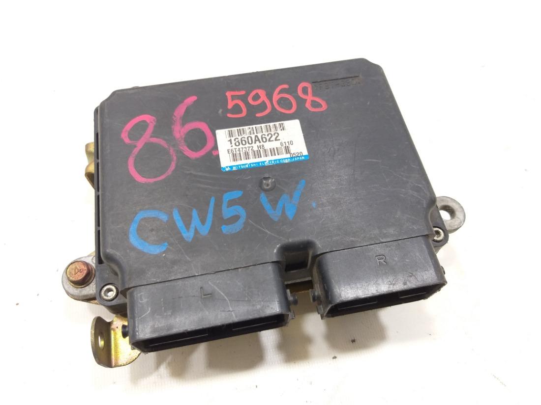 Блок управления двигателем Mitsubishi Outlander CW5W 4B12 2007