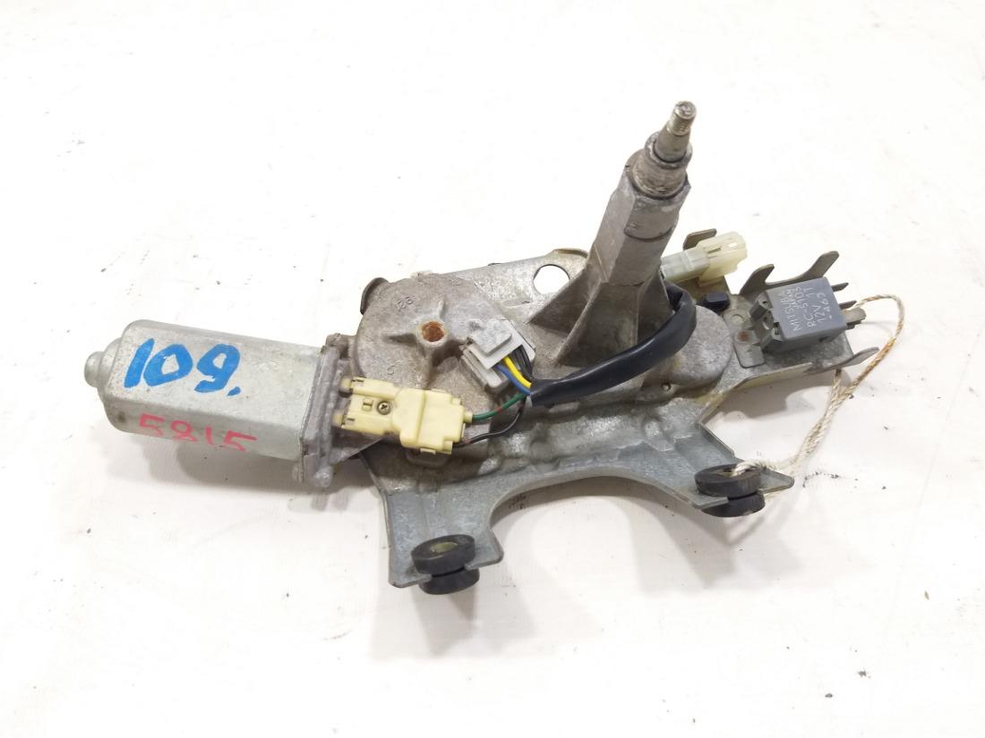 Мотор дворников Subaru Impreza Wrx Sti GG2 EJ207 2004 задний