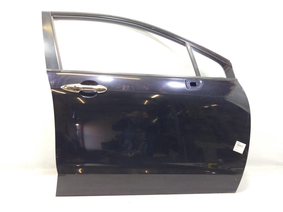 Дверь Honda Odyssey RB3 K24A 2009 передняя правая