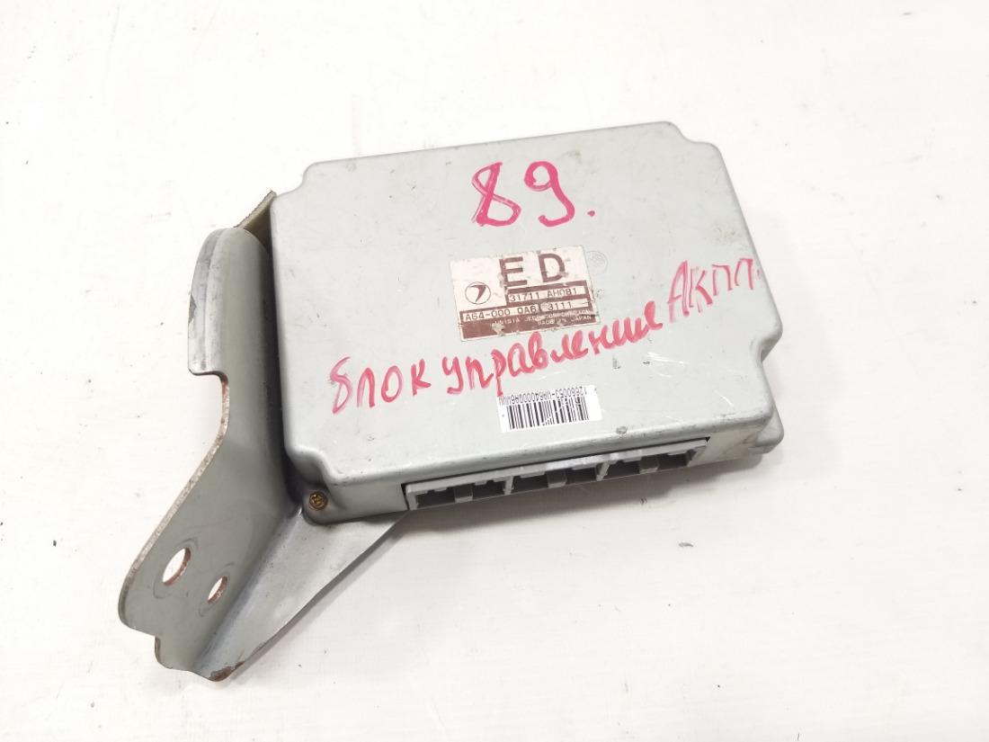 Блок управления акпп Subaru Legacy BH5 EJ206 1999