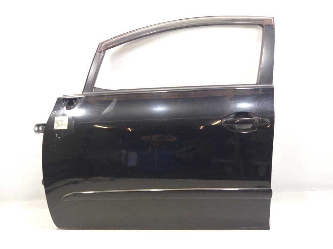 Дверь Toyota Blade GRE156 2AZFE 2007 передняя левая