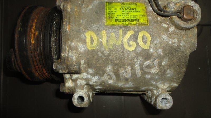 Компрессор кондиционера Mitsubishi Dingo CQ2A 4G15 GDI