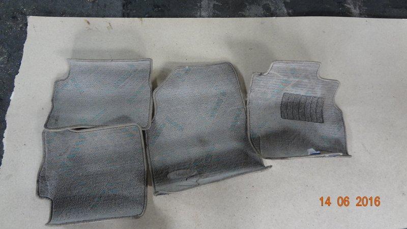 Коврики комплект Nissan Bluebird Sylphy TG10 QR20 2002