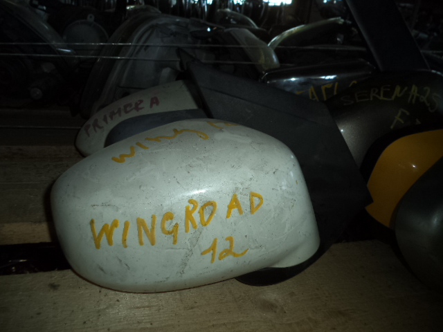 Зеркало Nissan Wingroad Y12 HR15 2006 переднее правое