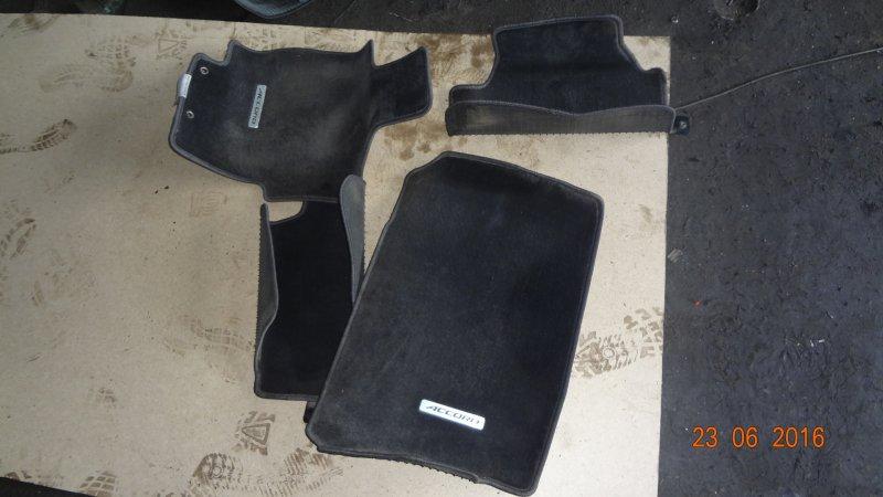 Коврики комплект Honda Accord CM1 K20A 2007