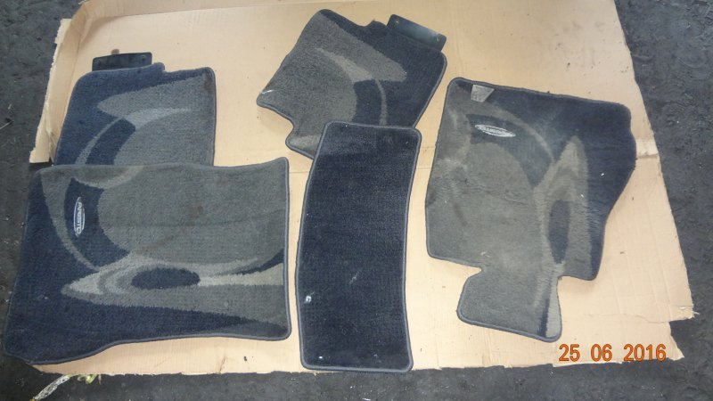 Коврики комплект Toyota Aristo JZS161 2JZ GTE 2000