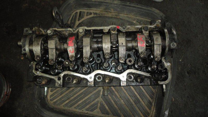Головка блока цилиндров Mazda Titan SYF6T RF 2005