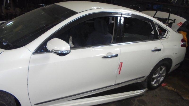 Зеркало Nissan Teana TNJ32 QR25 2009 переднее левое