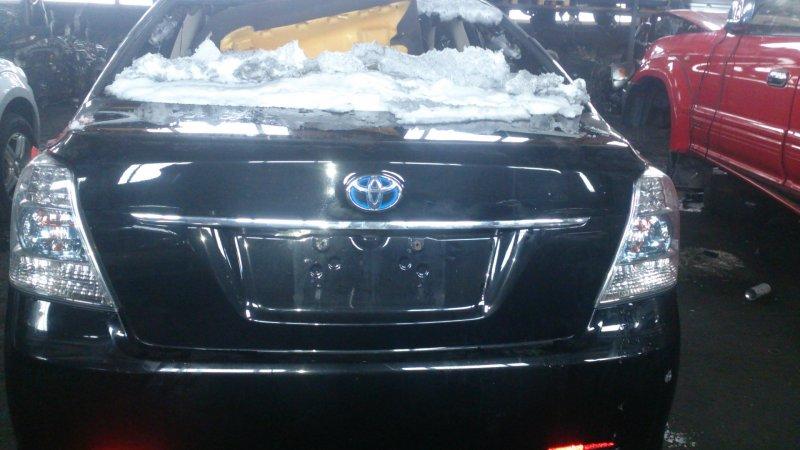 Крышка багажника Toyota Sai AZK10 2AZ 2010