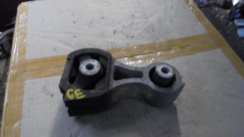 Подушка двигателя Honda Fit GE6 L13A 2003