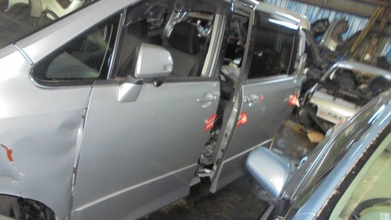 Дверь Toyota Voxy ZRR75 3ZR 2008 передняя левая