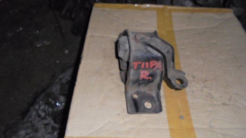 Подушка двигателя Nissan Tiida C11 HR15 2008