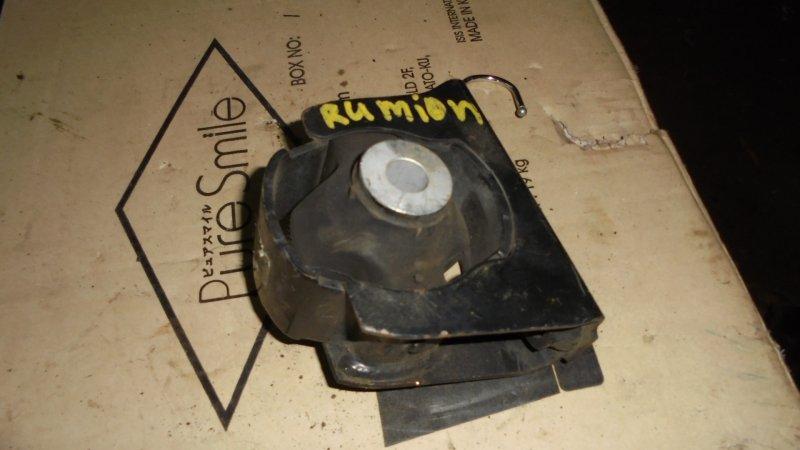 Подушка двигателя Toyota Corolla Rumion NZE151 1NZ-FE