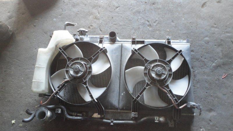 Вентилятор радиатора Subaru Forester SH5 EJ20 2008