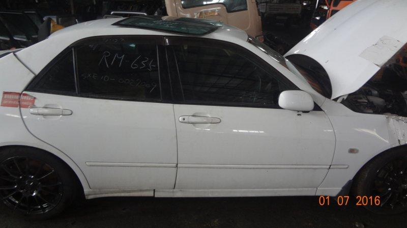 Зеркало Toyota Altezza SXE10 3S-GE 1999 переднее правое
