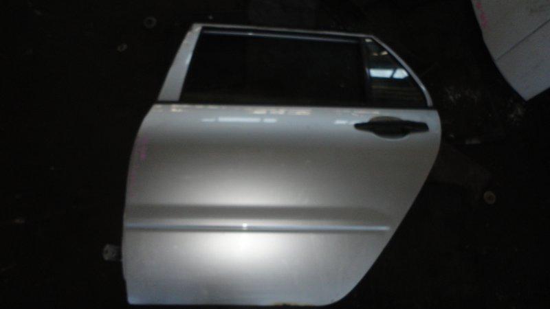 Дверь Mitsubishi Lancer CS2V 4G15 2005 задняя левая